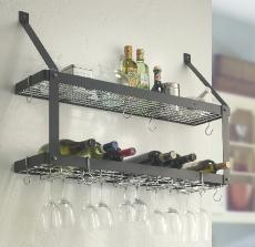 Wine Rack  8301 - Double