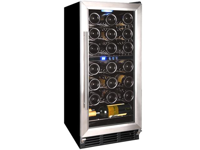 VT32 Cooler - Stainless Steel/Black