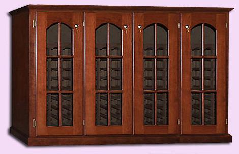 WCILE Credenza 4 Doors