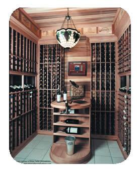 wine storage system
